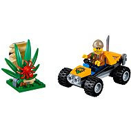 LEGO City 60156 Dschungel-Buggy - Baukasten