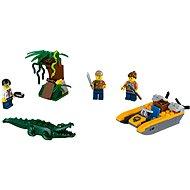 LEGO City 60157 Dschungel-Starter-Set - Baukasten