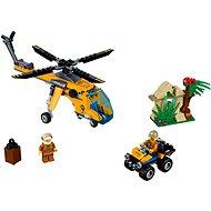 LEGO City 60158 Dschungel-Frachthubschrauber - Baukasten