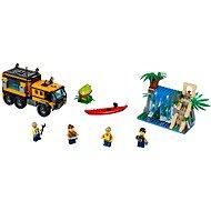 LEGO City 60160 Mobiles Dschungel-Labor - Baukasten