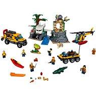 LEGO City 60161 Dschungel-Forschungsstation - Baukasten