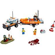 LEGO City 60165 Geländewagen mit Rettungsboot - Baukasten