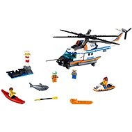LEGO City 60166 Seenot-Rettungshubschrauber - Baukasten