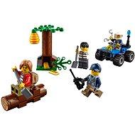 LEGO City 60171 Verfolgung durch die Berge - Baukasten