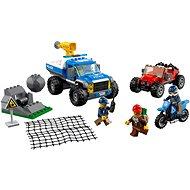 LEGO City 60172 Verfolgungsjagd auf Schotterpisten - Baukasten