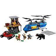 LEGO City 60173 Festnahme in den Bergen - Baukasten