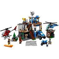 LEGO City 60174 Hauptquartier der Bergpolizei - Baukasten