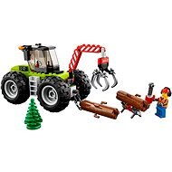 LEGO City 60181 Forsttraktor - Baukasten