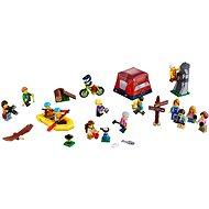 LEGO City 60202 Stadtbewohner Outdoor-Abenteuer - Baukasten