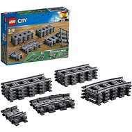LEGO City Trains 60205 Schienen - Baukasten