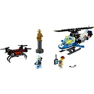 LEGO City 60207 Polizei Drohnenjagd - LEGO-Bausatz
