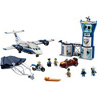 LEGO City 60210 Polizei Fliegerstützpunkt - Bausatz