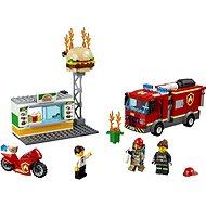 LEGO City 60214 Feuerwehreinsatz im Burger - Restaurant