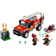 LEGO City Town 60231 Feuerwehr-Einsatzleitung - LEGO-Bausatz