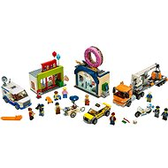 LEGO City Town 60233 Große Donut-Shop-Eröffnung - LEGO-Bausatz