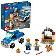 LEGO City Police 60241 Polizeihundestaffel - LEGO-Bausatz