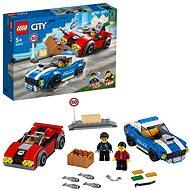 LEGO City Police 60242 Festnahme auf der Autobahn - LEGO-Bausatz