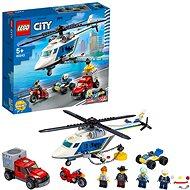 LEGO City Police 60243 Verfolgungsjagd mit dem Polizeihubschrauber
