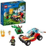 LEGO City Fire 60247 Waldbrand