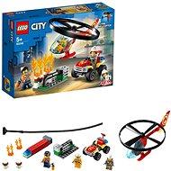 LEGO City Feuer 60248 Einsatz eines Feuerwehrhubschraubers - LEGO-Bausatz