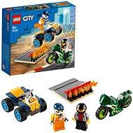 LEGO City Nitro Wheels 60255 Stunt-Team - LEGO-Bausatz