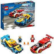 LEGO City Nitro Wheels 60256 Rennwagen-Duell - LEGO-Bausatz