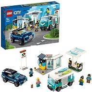 LEGO City Nitro Wheels 60257 Tankstelle - LEGO-Bausatz