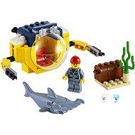 LEGO City 60263 Mini-U-Boot für Meeresforscher - LEGO-Bausatz