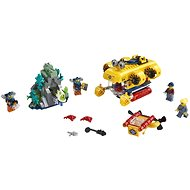 LEGO 60264 Meeresforschungs-U-Boot - LEGO-Bausatz