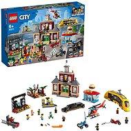 LEGO City 60271 Stadtplatz - LEGO-Bausatz