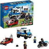 LEGO City 60276 Gefangenentransporter - LEGO-Bausatz