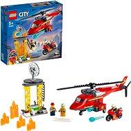 LEGO® City 60281 Feuerwehrhubschrauber - LEGO-Bausatz
