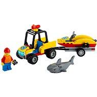 LEGO City 60286 Strand-Rettungsquad