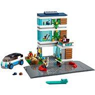 LEGO® City 60291 Modernes Familienhaus - LEGO-Bausatz