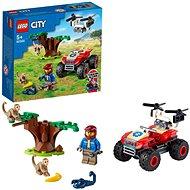 LEGO® City 60300 Tierrettungs-Quad - LEGO-Bausatz