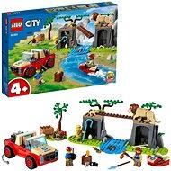 LEGO® City 60301 Tierrettungs-Geländewagen - LEGO-Bausatz