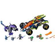 LEGO Nexo Knights 70355 Aarons Klettermaxe - Baukasten