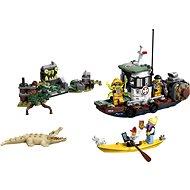 LEGO Hidden Side 70419 Gekenterter Garnelenkutter - Baukasten