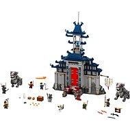 LEGO Ninjago 70617 Ultimativ ultimatives Tempel-Versteck - Baukasten