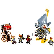 LEGO Ninjago 70629 Piranha-Angriff - Baukasten