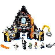 LEGO Ninjago 70631 Garmadons Vulkanversteck - Baukasten