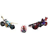 LEGO Ninjago 70639 Straßenrennen des Schlangenjaguars - Baukasten