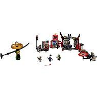 LEGO Ninjago 70640 Hauptquartier der Motorradfahrer - Baukasten