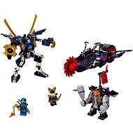 LEGO Ninjago 70642 Killow gegen Samurai X - Baukasten