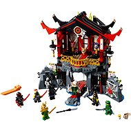 LEGO Ninjago 70643 Tempel der Auferstehung - Baukasten