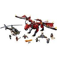 LEGO Ninjago 70653 Mutter der Drachen - Baukasten