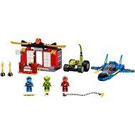 LEGO Ninjago 71703 Kräftemessen mit dem Donner-Jet - LEGO-Bausatz