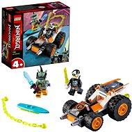 LEGO Ninjago 71706 Coles Speeder - LEGO-Bausatz