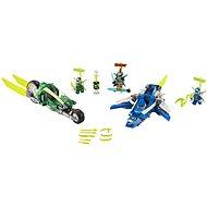 LEGO Ninjago 71709 Jay und Lloyds Power-Flitzer - LEGO-Bausatz