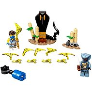 LEGO NINJAGO 71732 Battle Set: Jay vs. Serpentine - LEGO-Bausatz